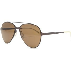Ladies Carrera 59mm Aviator Sunglasses